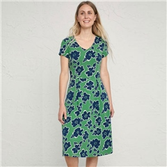 Seasalt 'Pier View' Cotton Jersey Dress - Penwith Bloomfield