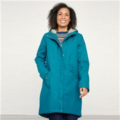 Seasalt 'Plant Hunter' Waterproof & Windproof Coat - Mast