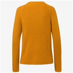 Brax 'Lea' High Neck Ribbed Jumper