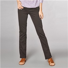 Relaxed by Toni 'Alice' Pull On Trousers - Coffee