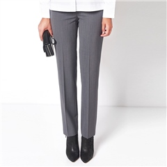 Toni 'Green by Toni' Classic Trousers - Anthracite