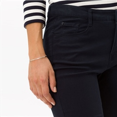Brax 'Mary' Short Fit Jeans - Navy