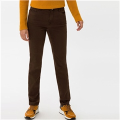 Brax 'Carola' Straight Fit Jeans - Brown