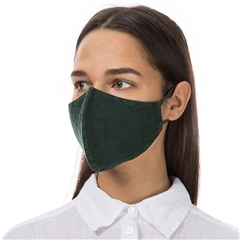 Grizas Reusable Linen Face Mask - Bottle