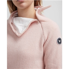 Holebrook 'Martina' Wool Windproof Jumper - Flamingo