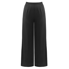 Georgede Classic Wide Leg Chiffon Trousers