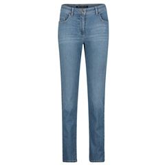 Betty Barclay Slim Fit Jeans - Light Blue Denim