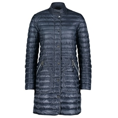 Betty Barclay Padded Coat - Deep Navy