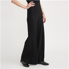 Joseph Ribkoff 'Ella' Wide Leg Flared Pull-On Trousers
