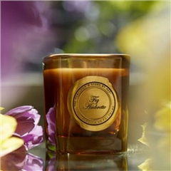 The Perfumers Story Fig Ambrette Candle