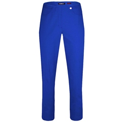 Robell 'Bella' 7/8th Pull-On Trousers - Royal
