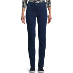 Betty Barclay Slim Fit 5-Pocket-Jeans - Deep Blue Denim