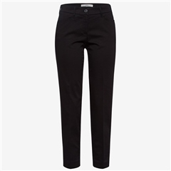 Brax 'Mara S' Classic Fit Cotton Chino Style 6/8th Trousers