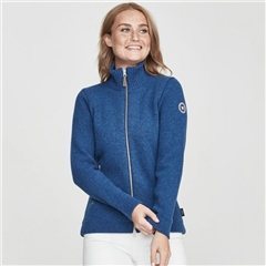 Holebrook 'Claire' Wool Windproof Jacket - Dark Royal