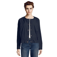 Betty Barclay Round Neck Button Detail Jacket