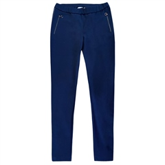Rabe Pull On Jersey Trousers - Marine