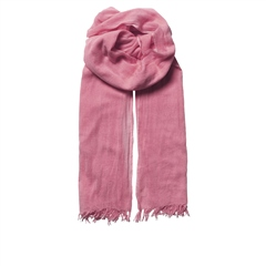 Becksöndergaard Solid Gaze Ilkana Scarf - Dusty Rose
