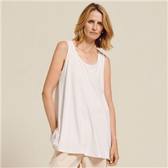Two Danes 'Harah' Hemp/Organic Cotton Camisole - Sea Salt