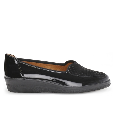 Gabor Embellished Slip On Shoes  - Click to view a larger image