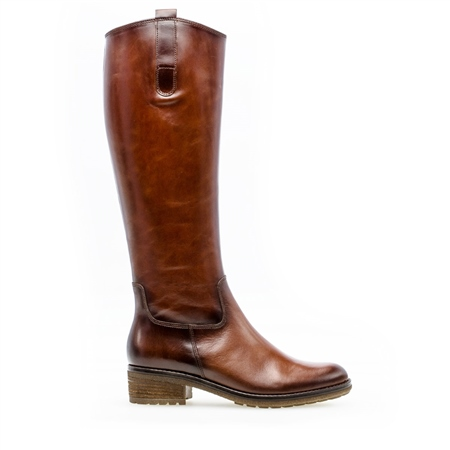 Gabor Long Leather Boots  - Click to view a larger image