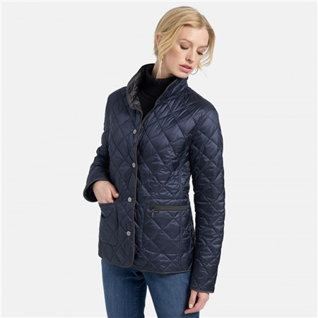 Basler Reversible Quilted Jacket  - Click to view a larger image