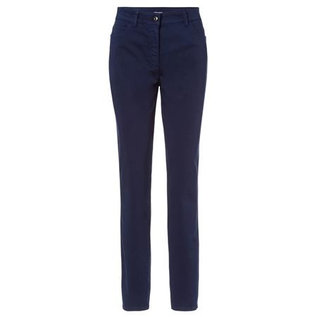 Olsen 'Mona' Slim Fit Jeans - Navy