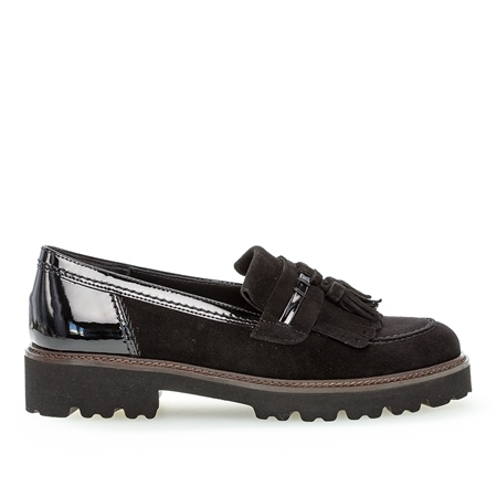 Gabor Tassel Detail Loafers  - Click to view a larger image