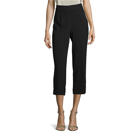 Betty Barclay 7/8 Classic Trousers - Black