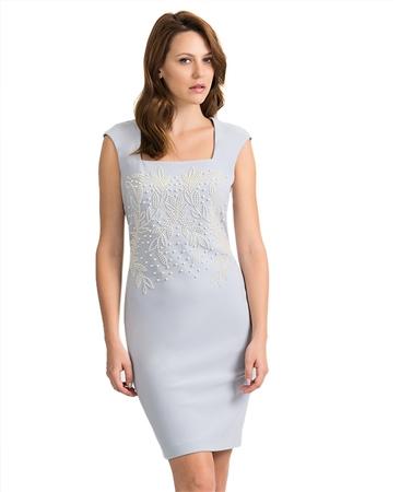 Joseph Ribkoff Embellished Dress