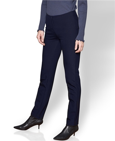 Toni 'Alessa Techno' Slim Fit Trousers - Navy