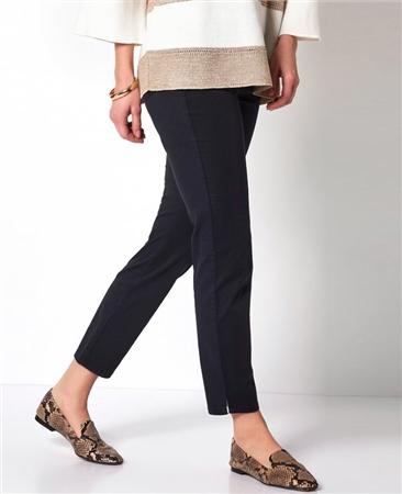 Toni 'Be Loved' 7/8th Slim Fit Jeans - Dark Blue