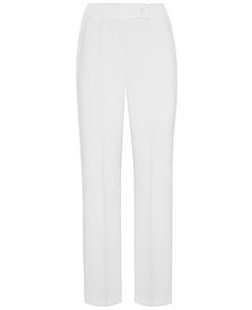 Toni 'Marlene Beauty' Wide Leg Trousers - White