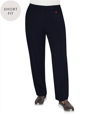 Toni 'Kelly' Short Fit Trousers - Marine