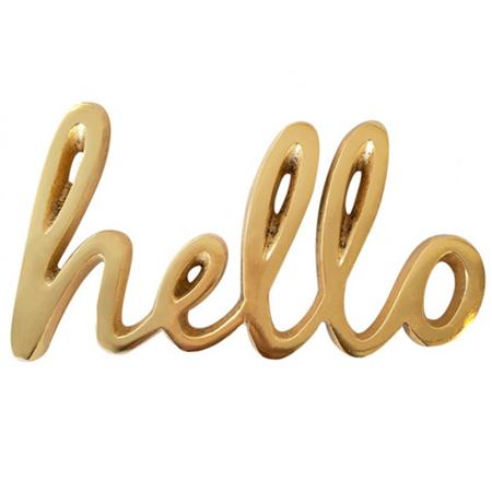 Bombay Duck 'Hello' Cast Word