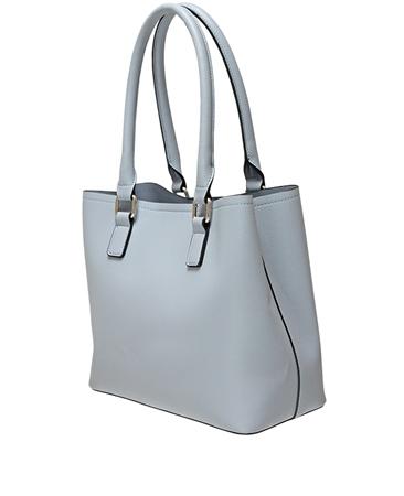 Envy Bags Block Colour Grab Bag - Blue  - Click to view a larger image
