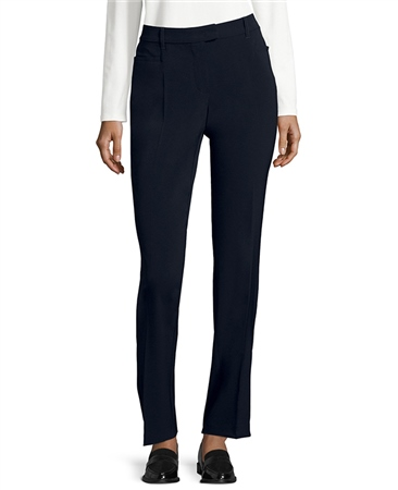 Betty Barclay Classic Trousers - Dark Sky  - Click to view a larger image