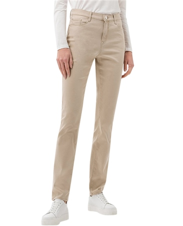 Brax 'Mary' Regular Fit Jeans - Sand  - Click to view a larger image