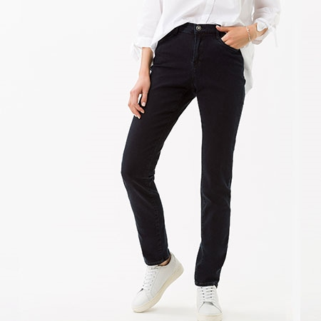 Brax 'Mary' Regular Fit Jeans - Clean Blue