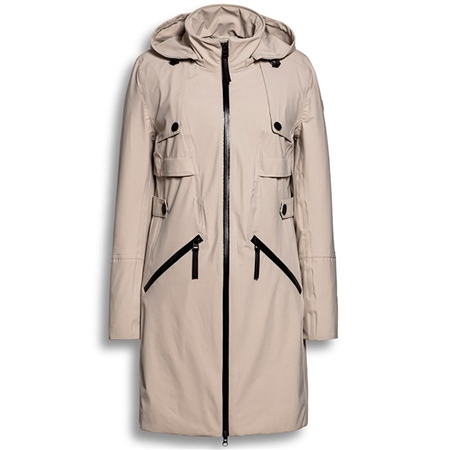 Creenstone 'Rosemary' Waterproof Hooded Coat 1