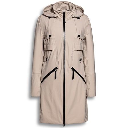 Creenstone 'Rosemary' Waterproof Hooded Coat