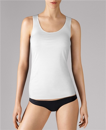 Wolford Pure Top - White  - Click to view a larger image