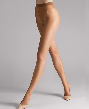 Wolford Tights Luxe 9 - Bronze