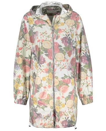 Gerry Weber Lightweight Rose Print Coat
