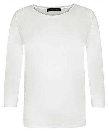 MaxMara Weekend Cotton Sleeve Top