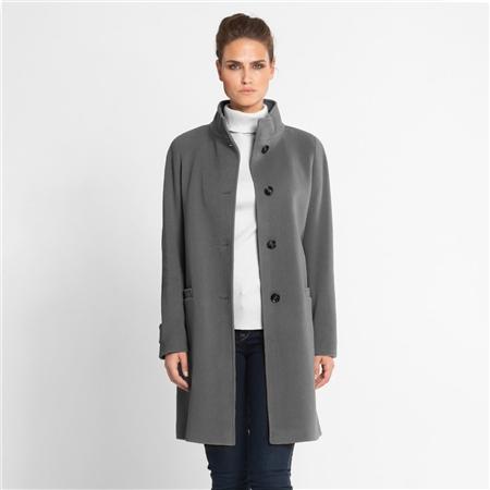 Schneiders 'Tilda' Long Wool Coat
