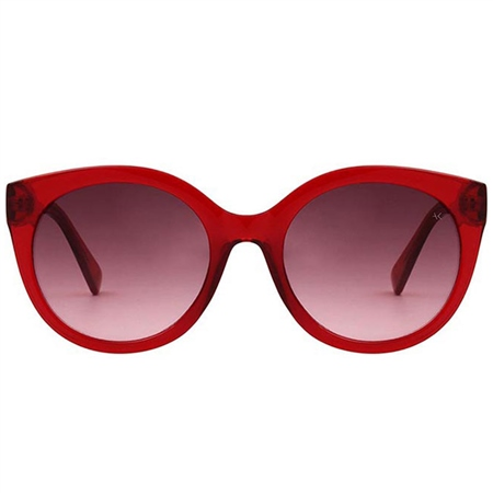 AKjaerbede 'Butterfly' Sunglasses - Red