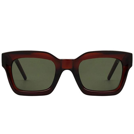 AKjaerbede 'Gigi' Sunglasses - Brown  - Click to view a larger image