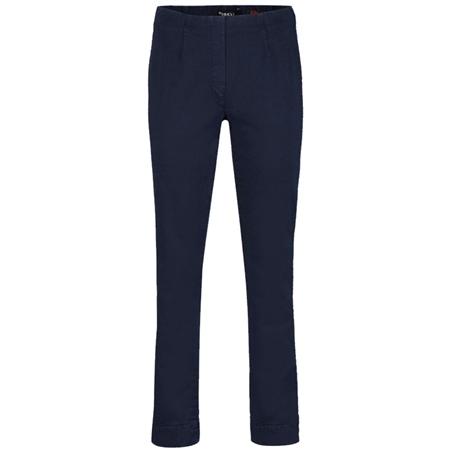 Robell 'Marie' 78cm Pull On Jeans - Navy