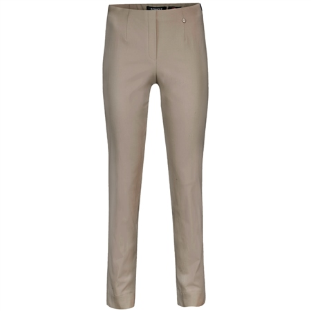 Robell 'Marie' 78cm Fleece Lined Trousers - Camel  - Click to view a larger image