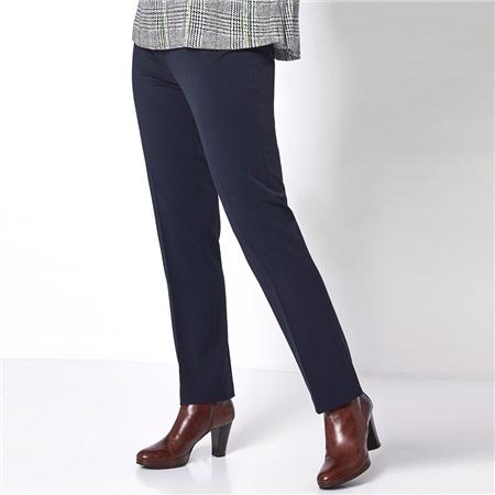 Toni 'Steffi' Classic Trousers - Marine
